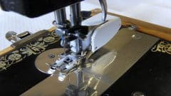 How to Use a Walking Foot Sewing Machine