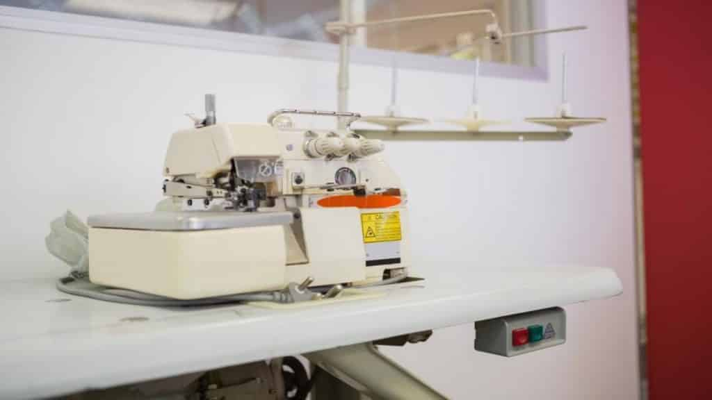 Best Industrial Serger