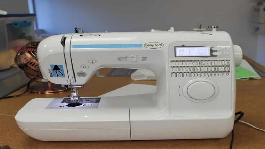 Sewing Machine by Baby Lock